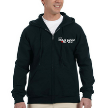 Load image into Gallery viewer, Lee Canyon Ski Patrol Full Zip Hoodie