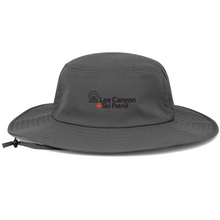 Load image into Gallery viewer, Lee Canyon Ski Patrol Boonie Hat