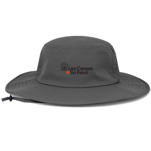 Lee Canyon Ski Patrol Boonie Hat