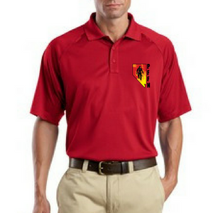 PFFN Cornerstone Tactical Embroidered Left Chest Polo
