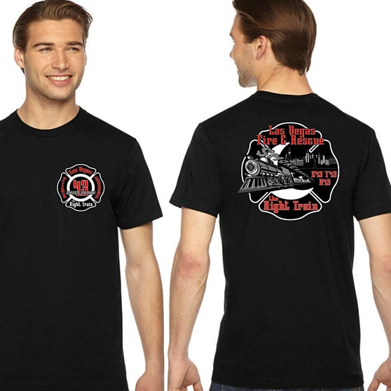 LVFR Station 43 Off Duty Tee