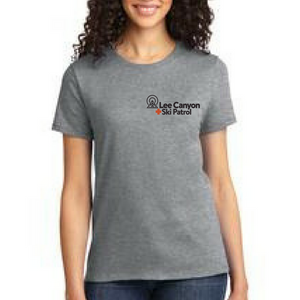 Lee Canyon Ski Patrol Womens Tees