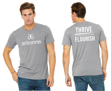 Load image into Gallery viewer, Flourish + Arbonne Unisex SS T-Shirt