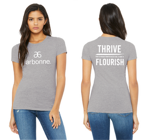 Flourish + Arbonne Women's SS T-Shirt