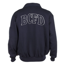 Load image into Gallery viewer, BCFD Game 1/4 Zip Job Shirt