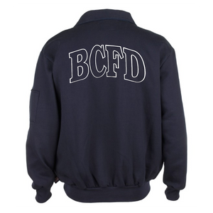 BCFD Game 1/4 Zip Job Shirt