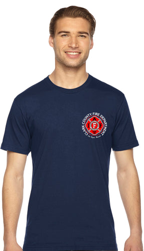 100% Cotton  CCFD American Apparel Duty Shirts
