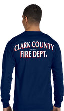 Load image into Gallery viewer, CCFD Bayside Longsleeve Duty T-Shirt