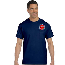 Load image into Gallery viewer, CCFD Bayside Shortsleeve Duty T-Shirt w/ Pocket
