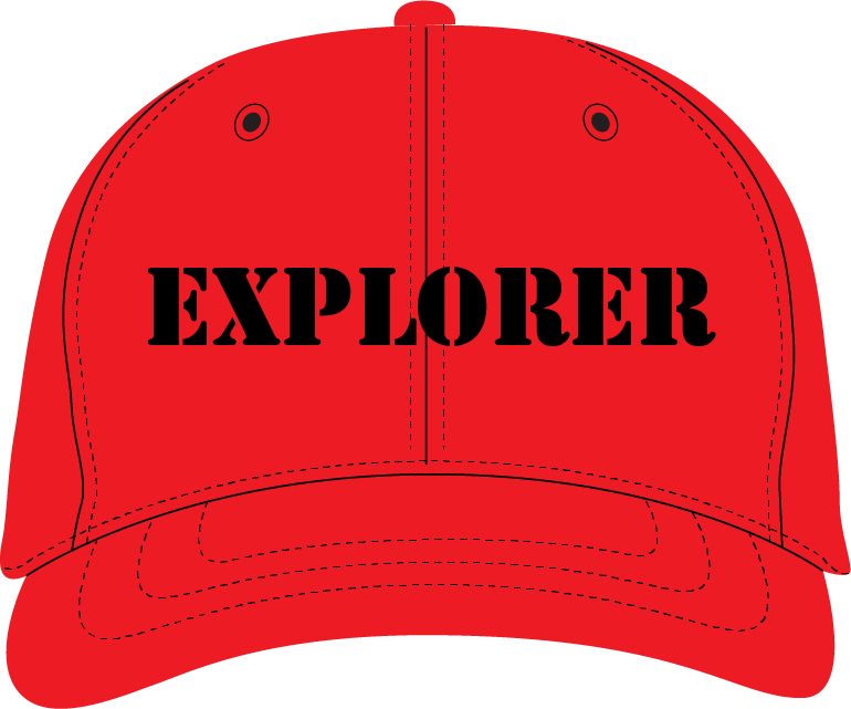 CCFD Explorer Hat
