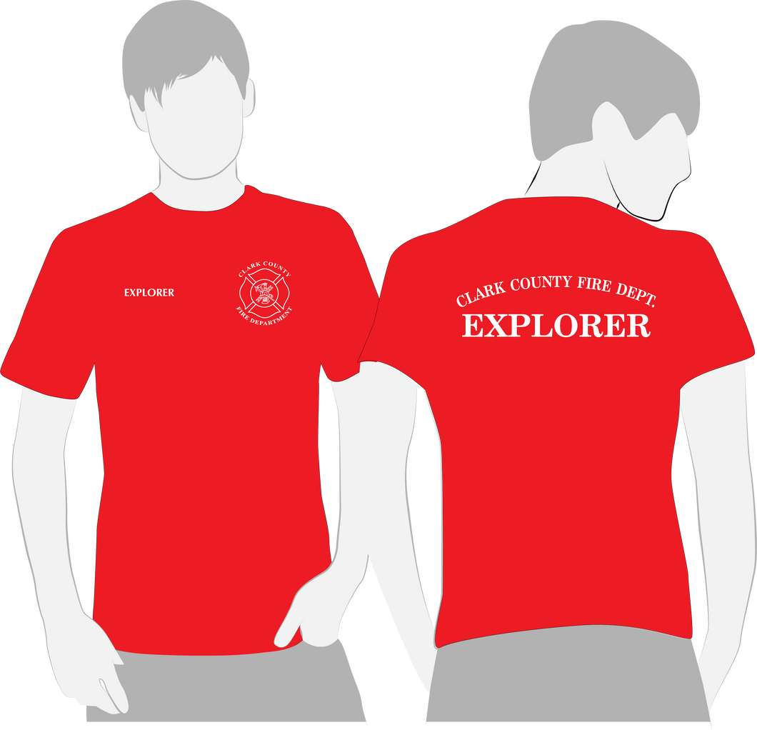 CCFD Explorer T-Shirt