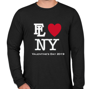 Faith Lutheran I Love New York Longsleeve Tee
