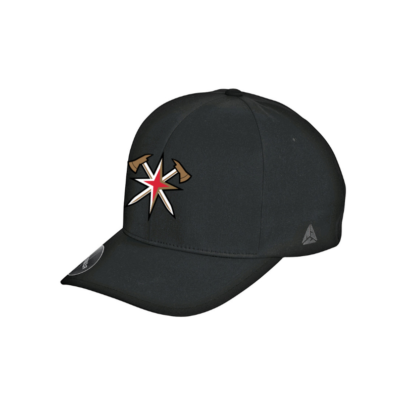Golden Axes Firefighter Golden Knights Fan Cap