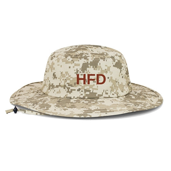 HFD Off Duty Camo Boonie Hat(1946)