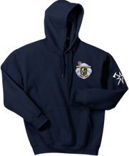 Load image into Gallery viewer, HFD Knights OFF DUTY Hooded Sweatshirts