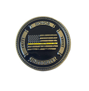 Dispatchers Collectable Coin
