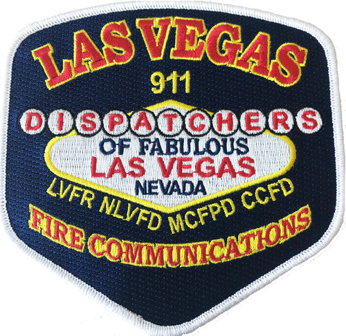Las Vegas Dispatchers patch