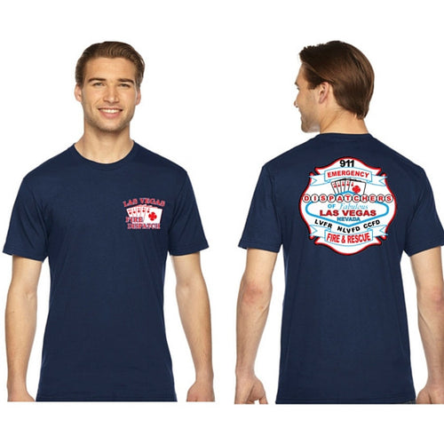 Las Vegas Fire & Rescue Dispatch Tees