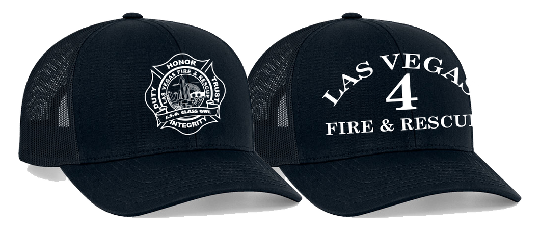 Trucker (snap back Pacific) HFD