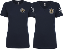 Load image into Gallery viewer, LVFR Knights ladies shirts