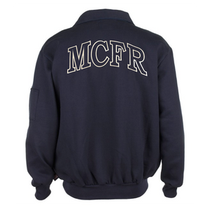 MCFR Game Full Zip Job Shirt