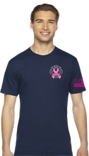 Load image into Gallery viewer, NLVFD Breast Cancer Awareness Duty Tee