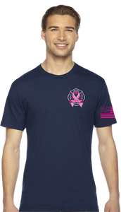 NLVFD Breast Cancer Awareness Duty Tee