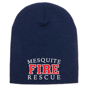 Mesquite Fire Beanie - Cuffed or Uncuffed