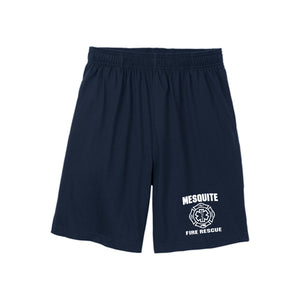 Mesquite Fire 60/40 Poly Blend Shorts