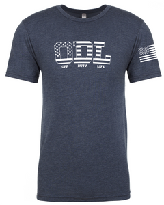 "ODL ""American Summer"" Triblend Summer Fit - Indigo"