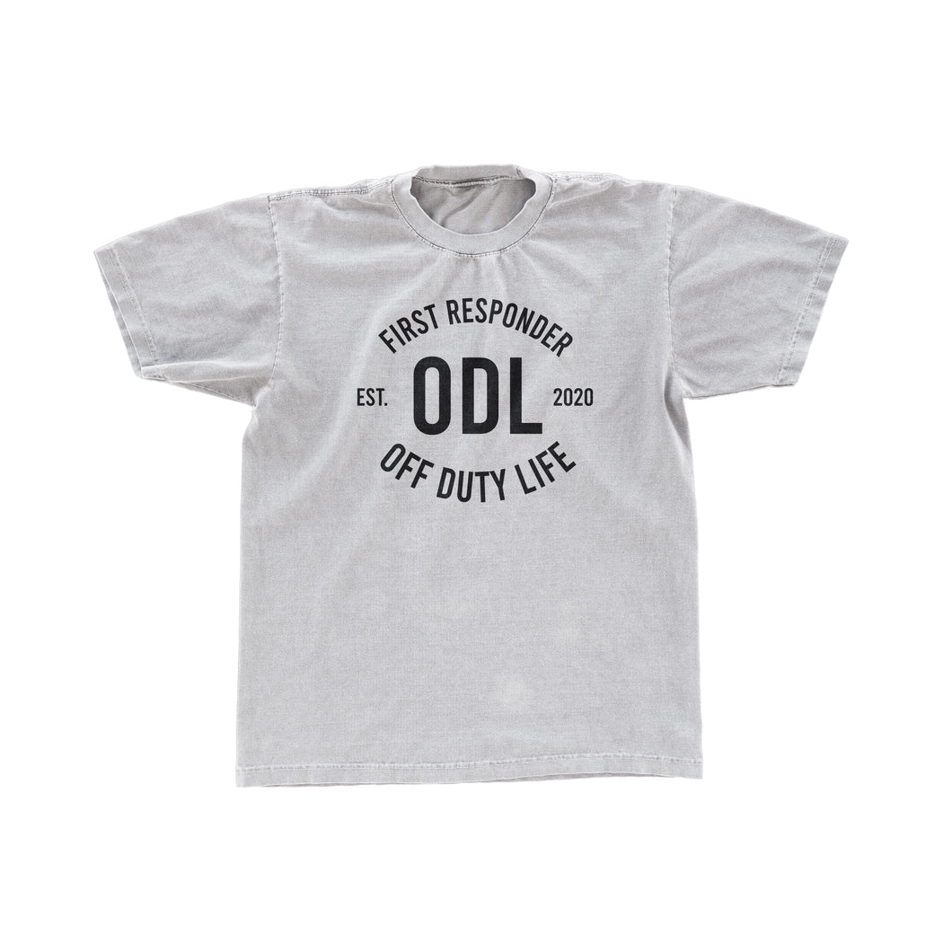 ODL Custom Graphic Tee - White