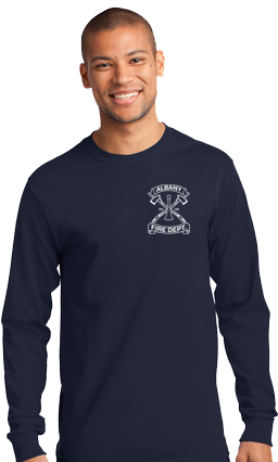 Albany Fire Long Sleeve Shirt