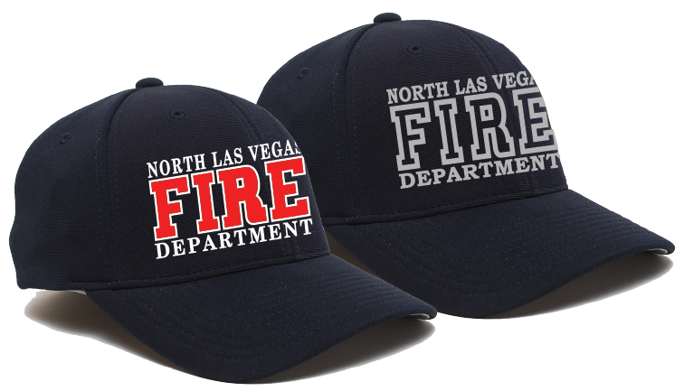 NLVFD Pacific FITTED Baseball Cap (801SW)