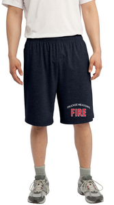 Truckee Meadows ST310 POCKETED Duty Workout Shorts
