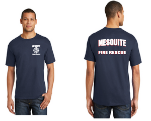 Mesquite Fire Hanes Beefy 100% Cotton Duty Shirts