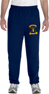 Albany Fire Sweatpants - Embroidered
