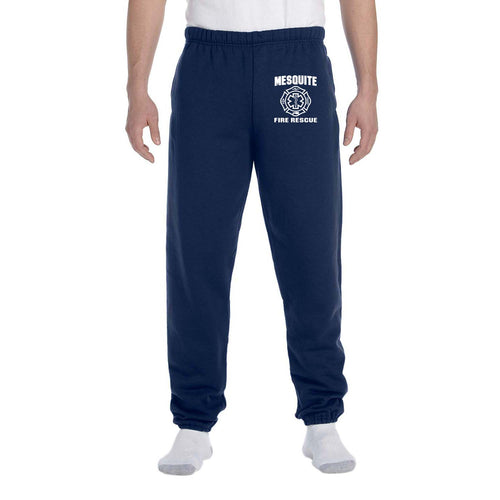Mesquite Fire Closed Leg Sweats