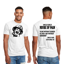 "Load image into Gallery viewer, Karl Kendrick ""House Of Pain"" T-Shirt - CCFD"