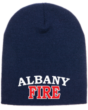 Load image into Gallery viewer, Albany Fire Logo Beanie