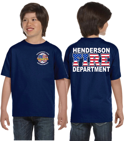 HFD Youth 75th Anniversary Wear