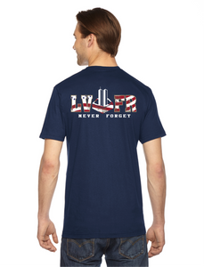 LVFR 9/11 NEVER FORGET DUTY SHIRTS