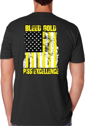 Bleed Gold Dispatcher shirt