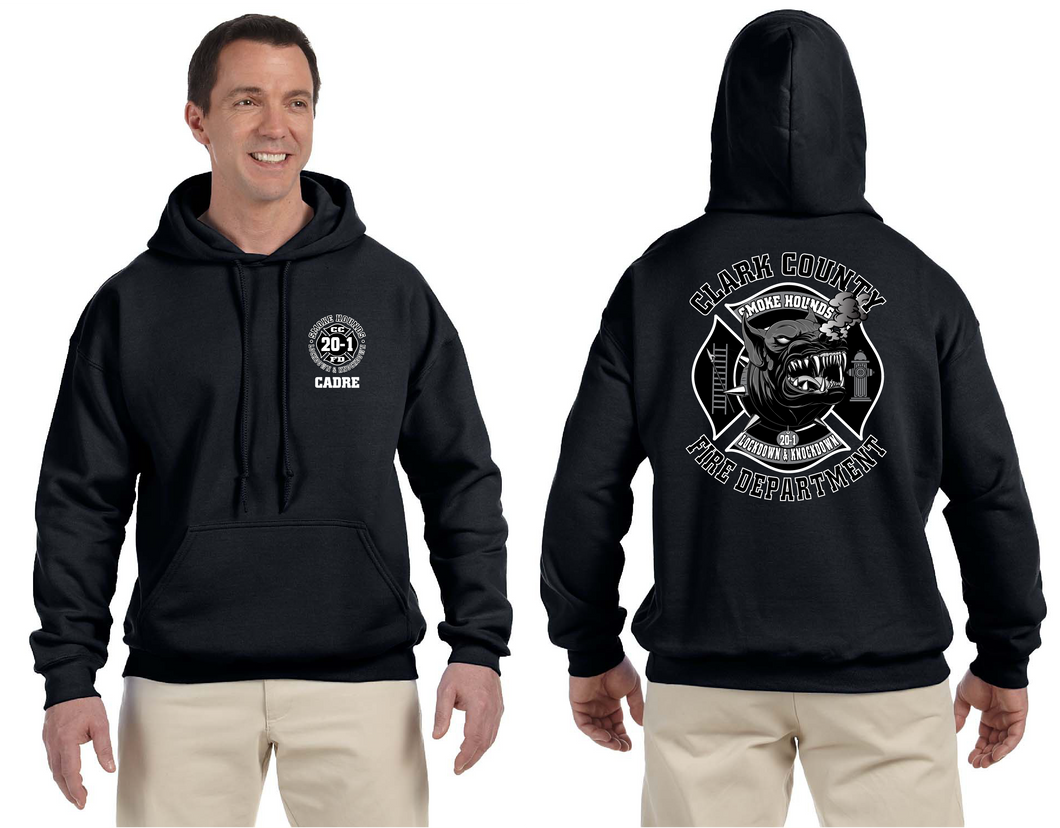 Cadre CCFD Academy Hooded Sweatshirt