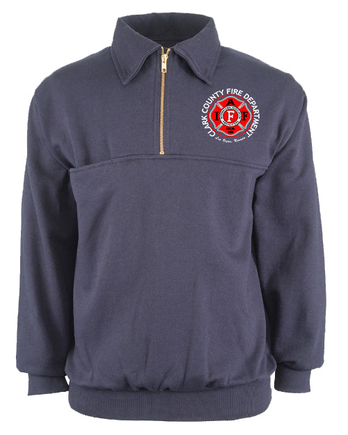 CCFD Game 1/4 Zip Job Shirt