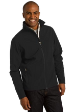 Load image into Gallery viewer, Soft Shell Jackets (Black Only)