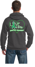 Load image into Gallery viewer, Dwarfism Awareness Hoody