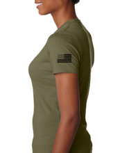 Load image into Gallery viewer, Area 51 NNSS Ladie's Shirt
