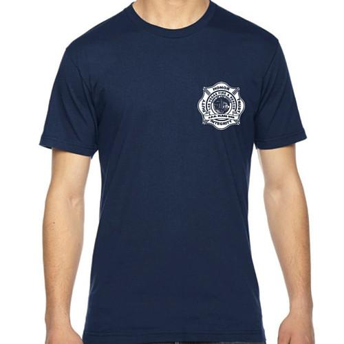 50/50 LVFR American Apparel Duty Shirts