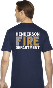 HFD Knights Approved Wear Short Sleeve