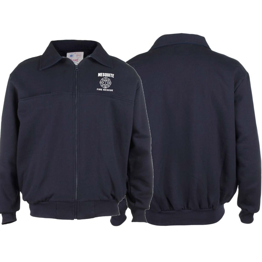 Mesquite Fire Game Full Zip Jacket